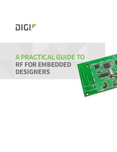 A Practical Guide to RF for Embedded Designers Deckblatt