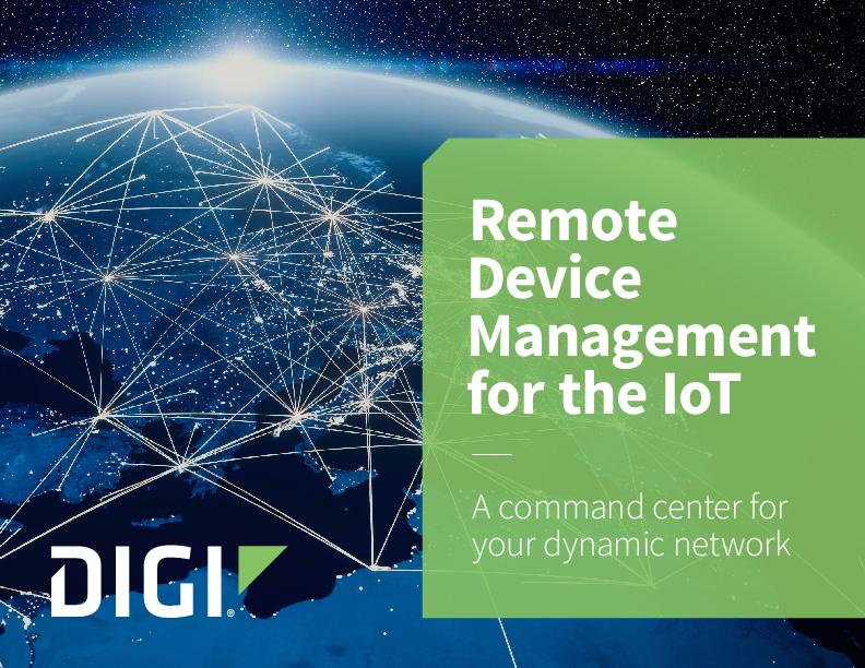Remote Device Management für das IoT