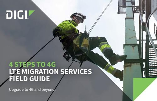 4 Schritte zu 4G: LTE Migration Services Field Guide