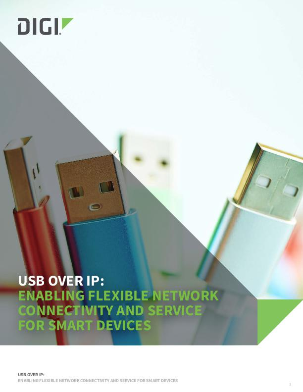 USB Over IP Weißbuch